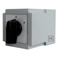 Reverzační přepínač vačkový nástěnný 4G25-11-PK  25A