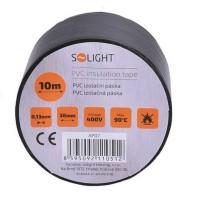 Izolační páska PVC 38mm /10m černá široká