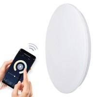 LED svítidlo SMART WIFI WO770 38cm, 28W, 1960lm, 3000-6000K, IP20