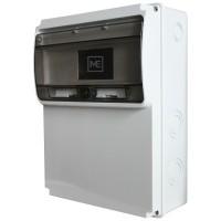 Instalační krabice - rozvaděč CP6006 IP54, 11 modulů 230x300x115 mm.