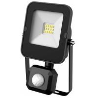 LED reflektor s čidlem ALFA PIR SMD 10W NW - GXLR051