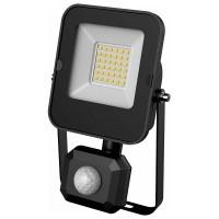 LED reflektor s čidlem ALFA PIR SMD 20W NW - GXLR053