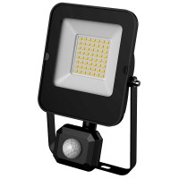 LED reflektor s čidlem ALFA PIR SMD 30W NW - GXLR055