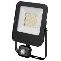 LED reflektor s čidlem ALFA PIR SMD 50W NW - GXLR057