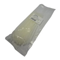 Stahovací páska 360 x 4,8 mm bílá / 100ks
