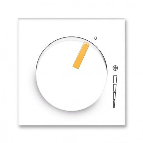Kryt regulátoru otáček NEO bílá/led.oranžová ABB, 3294M-A00130 43