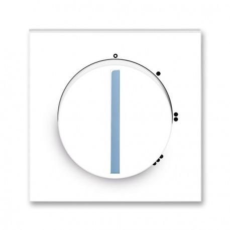 Kryt sp. s otoč.ovlad.(pro 3stupň. spínač)NEO bílá ABB, 3294M-A00170 41