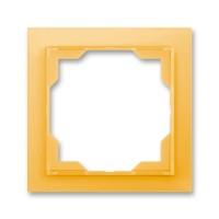 Rámeček jednonásobný NEO ledová oranžová ABB, 3901M-A00110 43