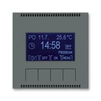 Hodiny spínací programovatelné - ovládací jednotka ABB, 3292M-A20301 61