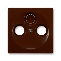 Kryt zásuvky Swing anténní TV+R(+SAT) ABB, 5011G-A00300 H1